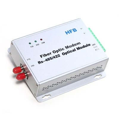 rs485 422 to fiber modemsRs 485 422 Fiber Optic Converter Point To Point Multi Drop Bus Self #2